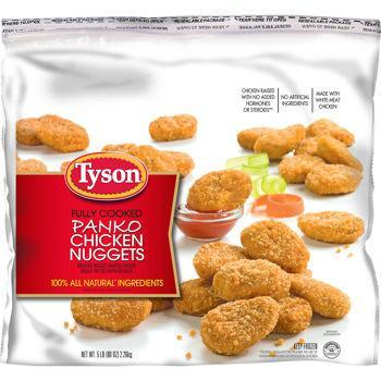 Tyson Recalls 66 Tons Of Chicken Nuggets Citing Possible Plastic In