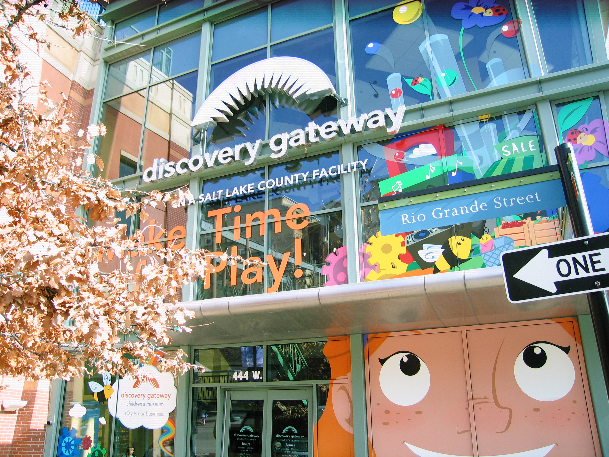 Discovery Gateway Evacuated As Crews Investigate Suspected Chemical