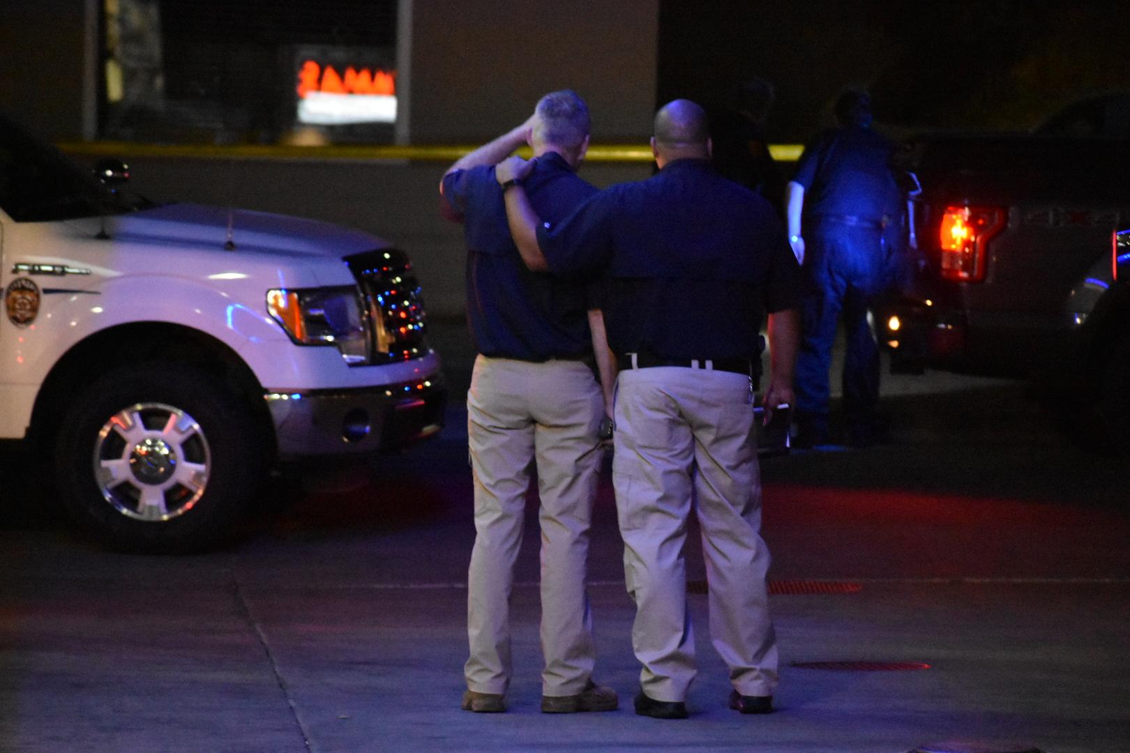 Police K-9 Dingo shot and killed during Millcreek fugitive