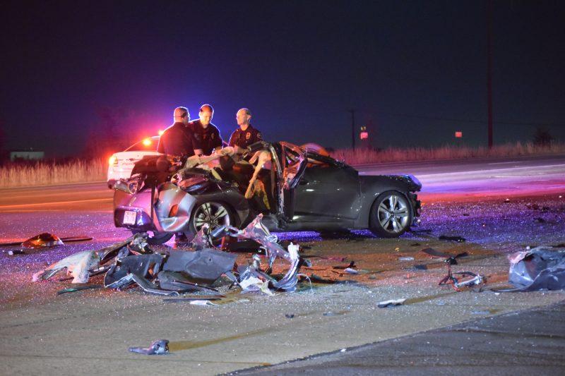 Man Dies After Car Collides With Semi On Bangerter Highway