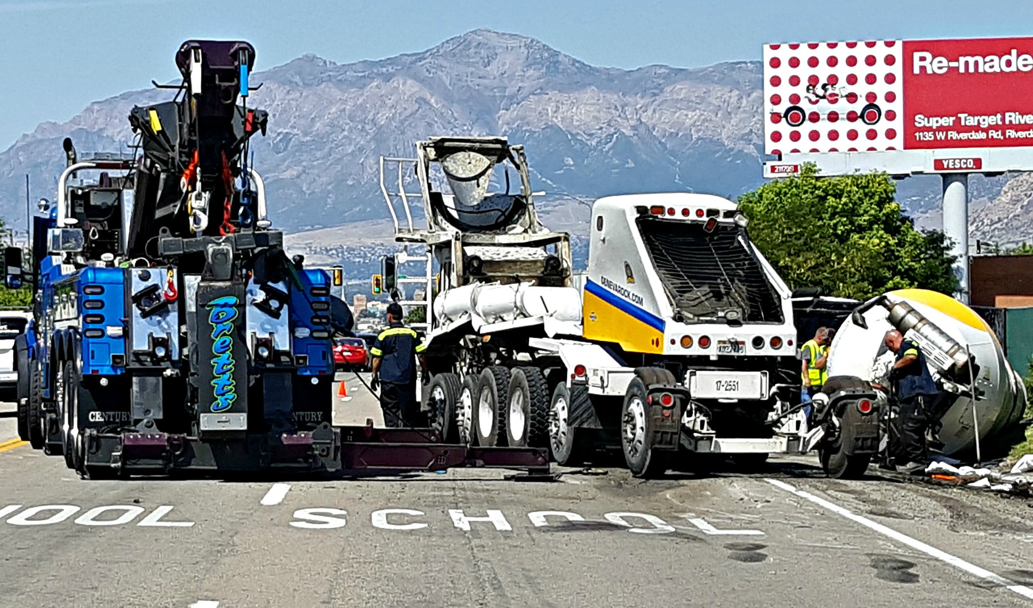 ogden cement truck 4 gephardt daily