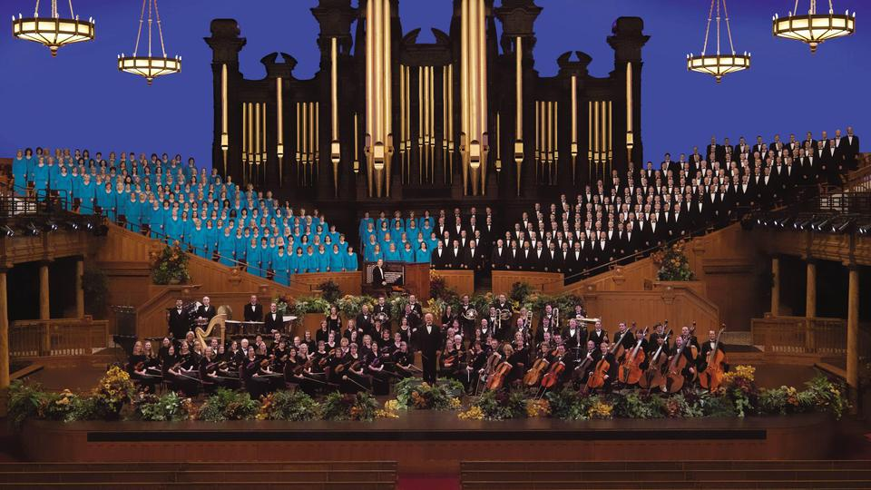 The Mormon Tabernacle Choir changes its name