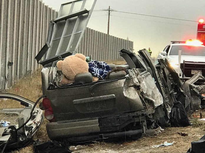 I-215 Fatal Crash
