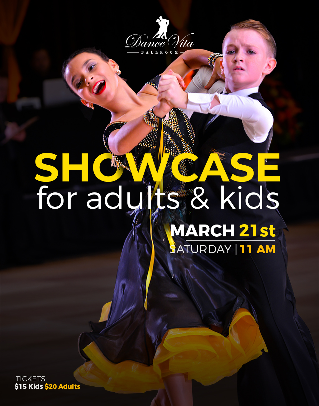 SHOWCASE for adults & kids