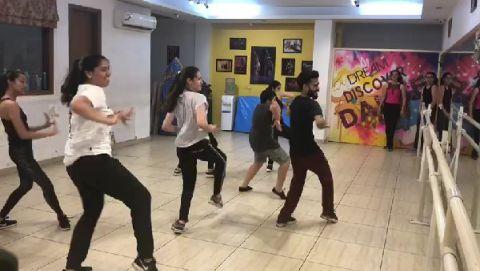 Jaddu ki jhappi. Choreography learn with me