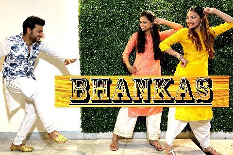 baaghi 3 BHANKAS   dance cover   mac mehta choreography