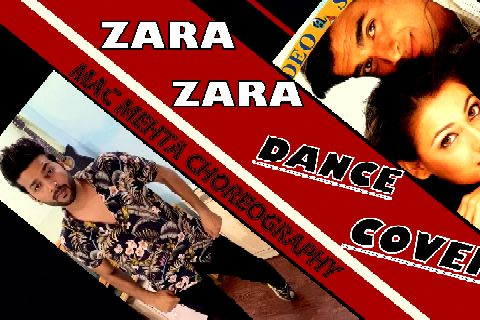 ZARA ZARA | DANCE COVER | mac mehta choreography