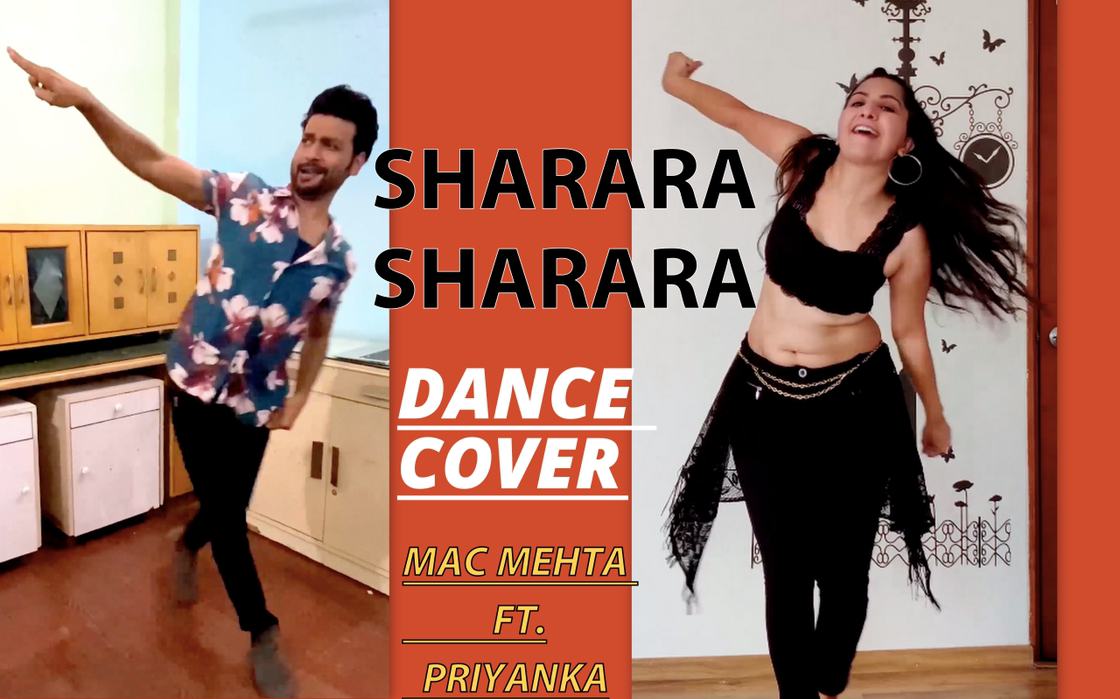 sharara sharara | male version | dance cover