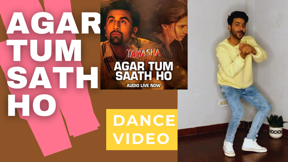 Agar tum sath ho | .Mac Mehta choreography