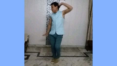 श्याम कौशल डांस !
