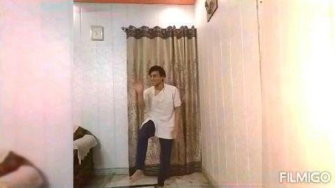 नृत्य शिवजी को समर्पित!