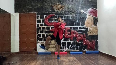 Quarantine Dance challenge Genda phool cover