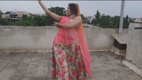 Ghoomar dance performance Ft. Shweta Chechani