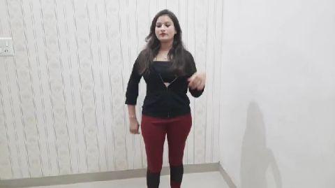 Patli Kamariya Ft.Shweta Chechani full video on youtube S K Freedom dance