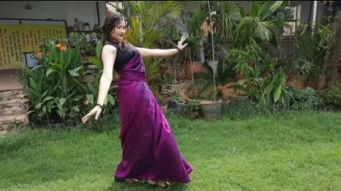Aithey Aa Dance Performance ft. Shweta Chechani