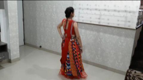 Navratri special-Nagade Sang Dhol baje/Chreographed &Ft.Shweta Chechani