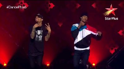 Les Twins Performance