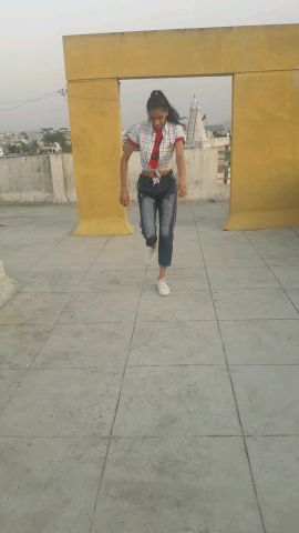 Uncha lamba kad dance cover❤