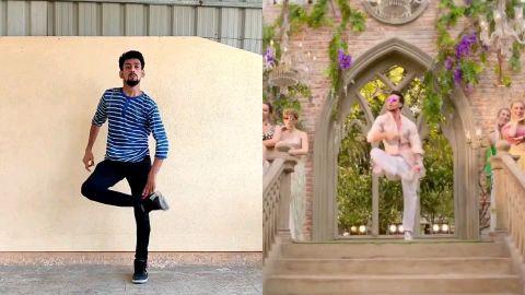 Mumbai Dilli Di Kudiyaan Tiger Shroff Step