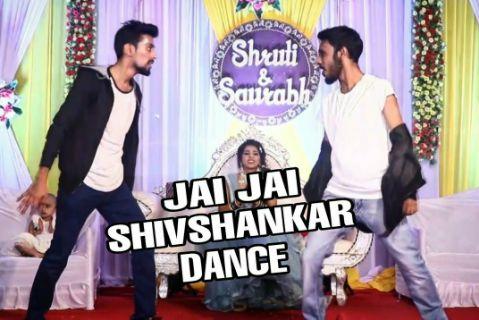 Jai Jai Shivshankar Dance | Hrithik Roshan | Tiger Shroff