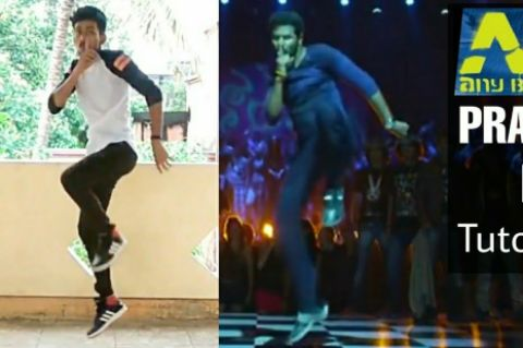 Prabhu Deva ABCD Dance Part 2