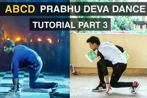 Prabhu Deva ABCD Movie Dance Part 3 🔥