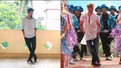 Jai Jai Shivshankar | Hrithik Roshan Entry Steps 🔥