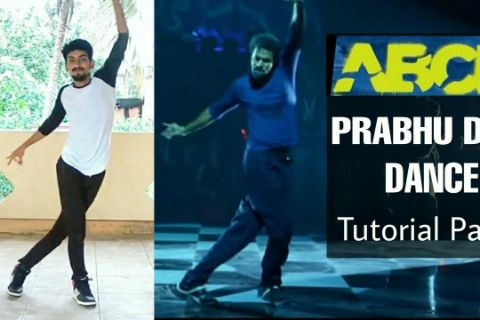 Prabhu Deva ABCD Movie Dance Tutorial Part 4 🔥