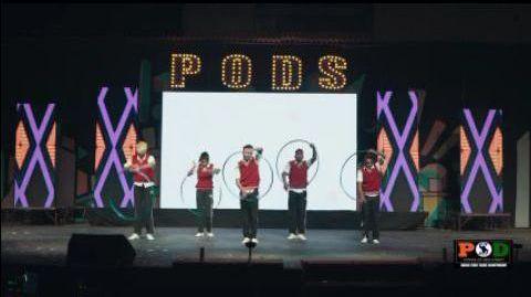 pods dance