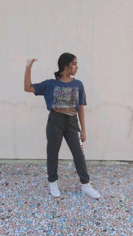 Kyle Hangami choreography