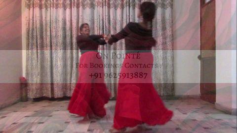 Dance Cover on Makhna