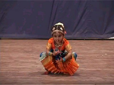BaratNatyam performence