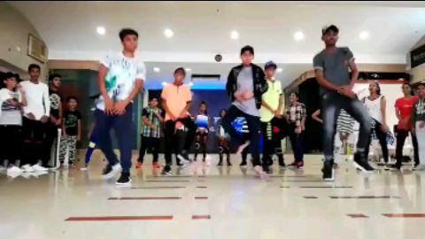 tamanche pe disco dance in bappa excel dance complex
