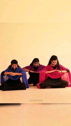 Bahaara   Sitting Choreography   Dancescape