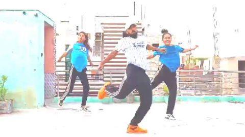 Stylish Punjabi Hardy Sandhu Dh Sirr Choreography