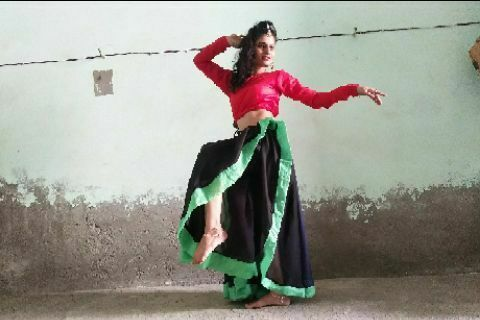 tribal belly raqs on song mehboob mere choreography by miss.sinhmar