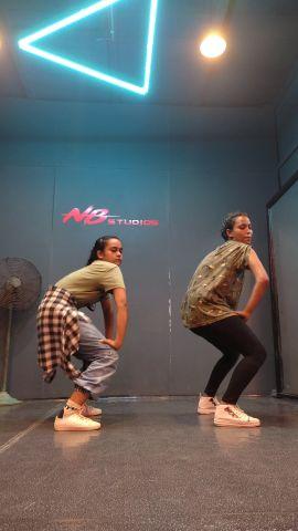 Dance video Dura dura papi twerk