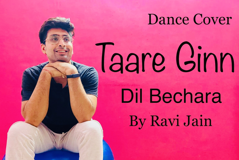 Taare Gin | Dil Bechara | Dance Cover | Ravi Dance Company