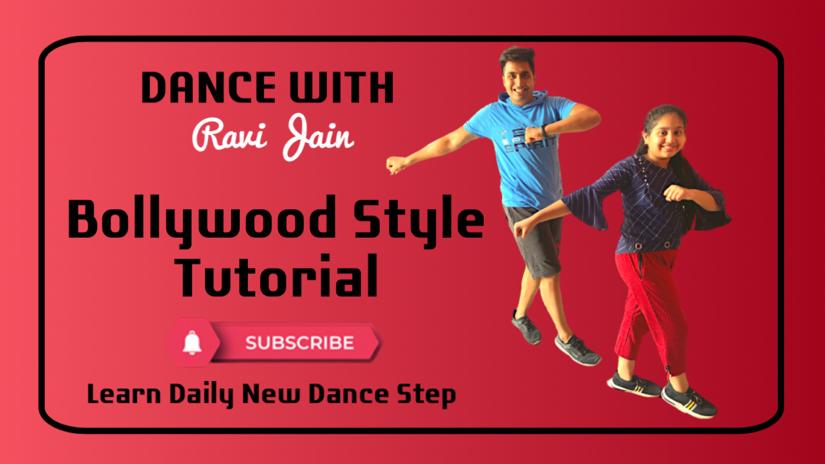 Bollywood Style Dance Tutorial