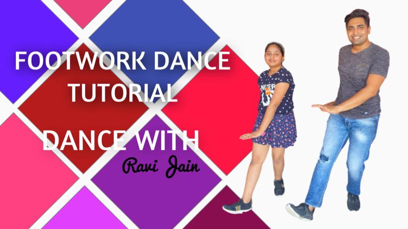 Footwork Dance Step Tutorial