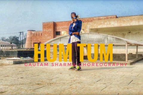 Hum tum dance cover (valentine special)