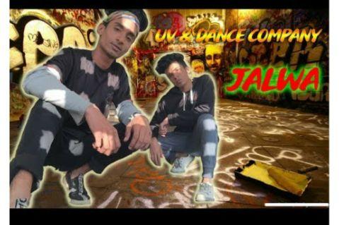 Jalwa - wanted || freestyle || UVandDanceCompanyOfficial