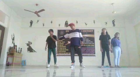 High rated Gabru || classes choreography || uvdancecompanyofficial