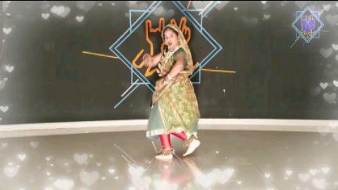 Saleme Ishq - semi classical mix - Aradhana Chaudhary team UV & DC