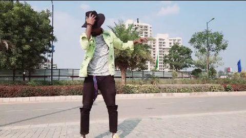 kitna pyaara hai popping dance