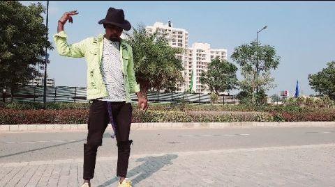 popping dance video