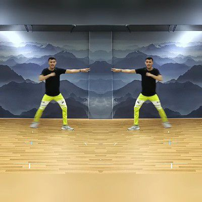 my latest Zumba Choreography,,, song muevélo sing by Daddy Yankee and Nicky jam