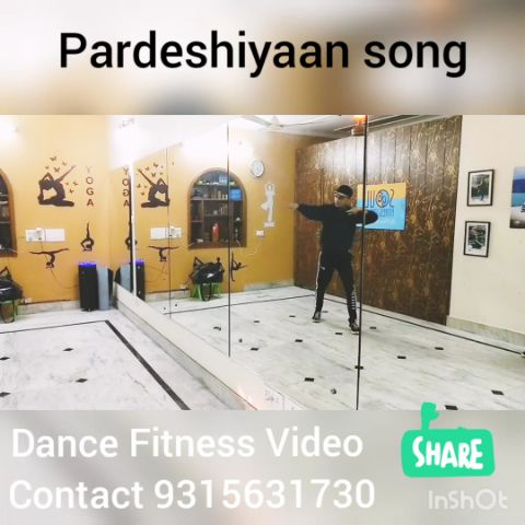 Dance Fitness || pardesiyaan song ||