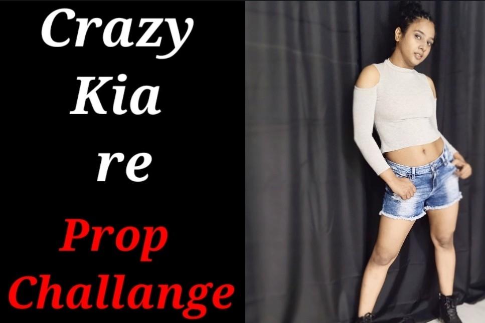 Crazy Kia Re. |Street jazz | Dance choreography |Prop Dance Contest||