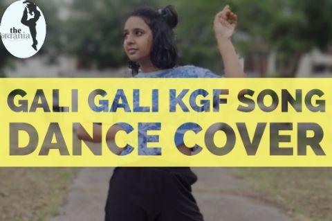 gali gali kgf song dance | hip hop dance choreography |